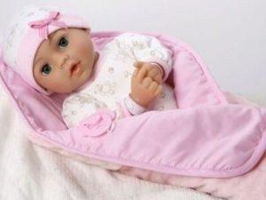 Adora adoptie baby Hope