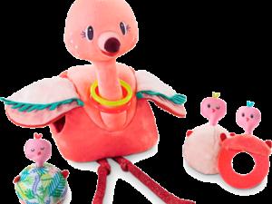 Lilliputiens Anaïs en haar baby's
