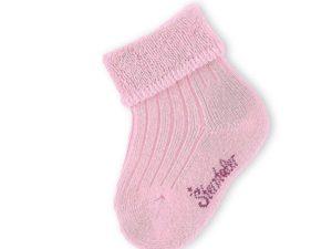 Sterntaler baby sokje roze maat 13/14
