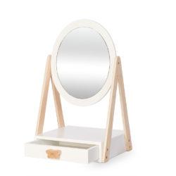 byAstrup houten spiegel met lade