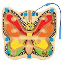 Hape vlinder met magneetpen