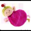Lilliputiens Liz knuffel handpop