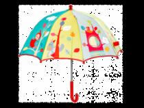 Lilliputiens bos paraplu
