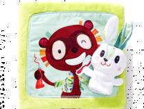 Lilliputiens konijntje tandarts boek