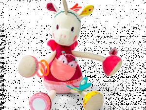 Lilliputiens Louise actie eenhoorn