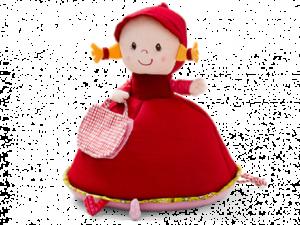 Lilliputiens spaarpot Roodkapje