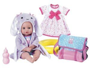 Adora Bathtime baby cadeauset