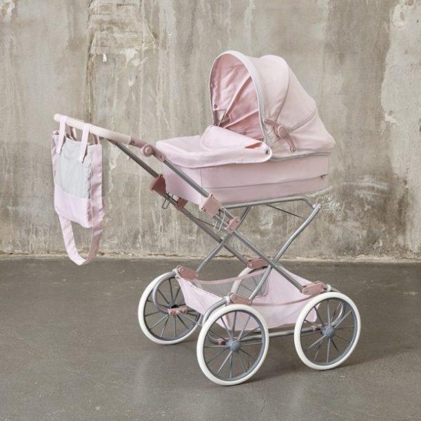 byAstrup poppenwagen de luxe roze
