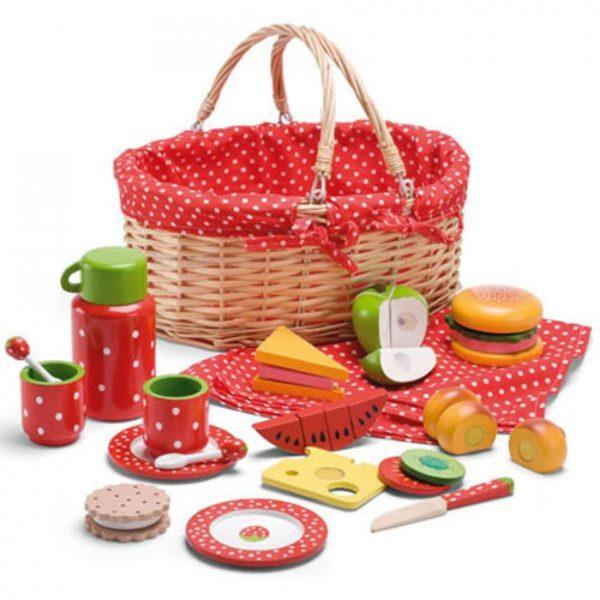 Mamamemo picknickmand 19 delig