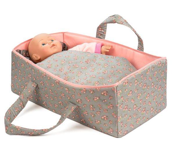 Mini Mommy Poppen reiswieg 44 cm