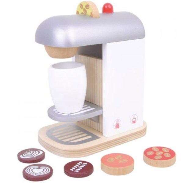 Mamamemo houten koffiezetapparaat