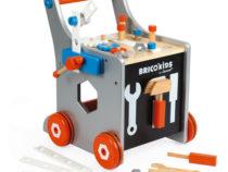 Janod brico kids magnetische trolley