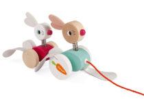 Janod Zigolos trekfiguur konijnen