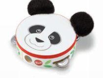 Sevi tamboerijn panda Kevin