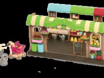 Li'l Woodzeez dorpswinkel Hoppin